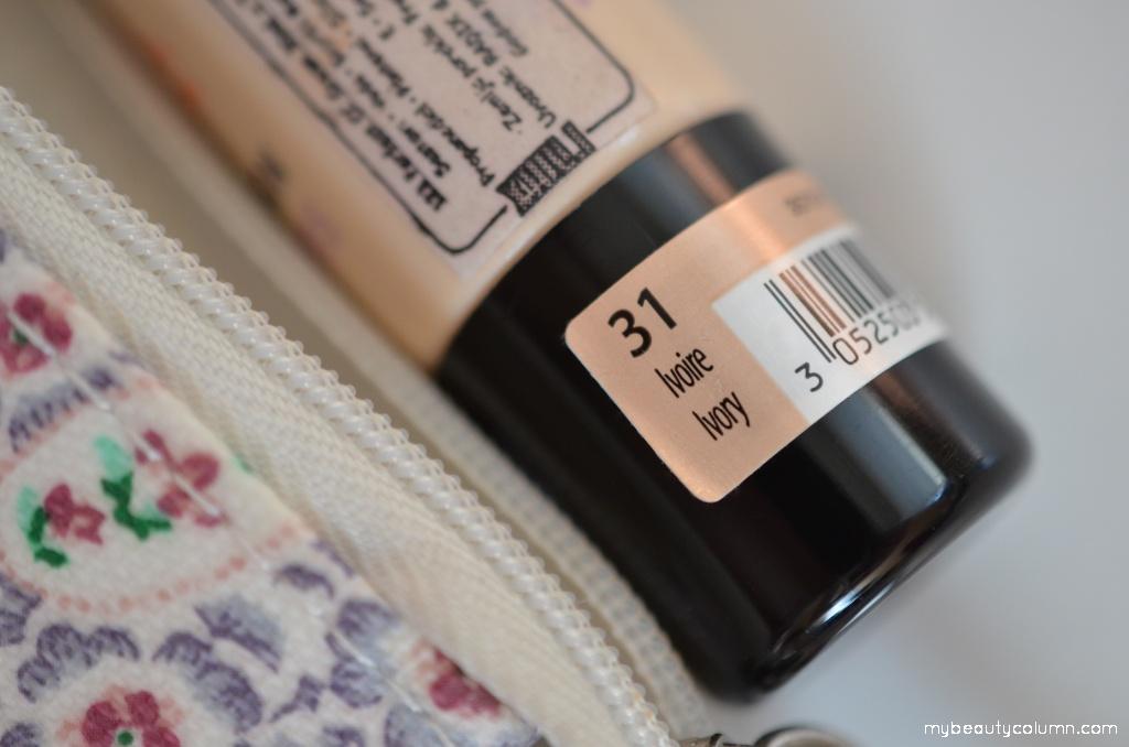 bourjois 123 perfect cc cream my beauty column. Black Bedroom Furniture Sets. Home Design Ideas