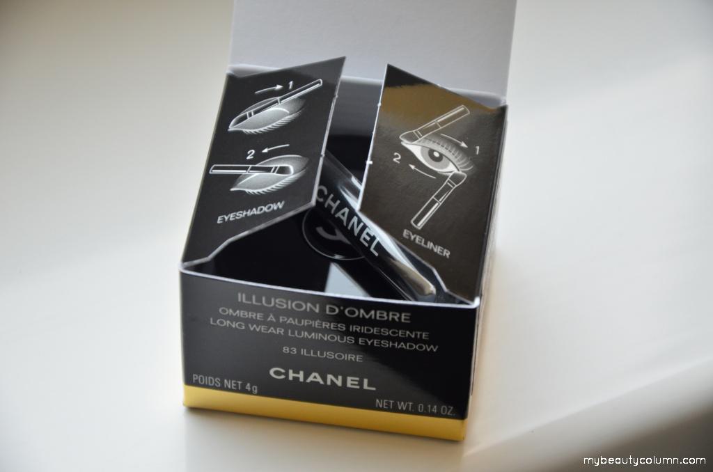 Chanel Illusion D'Ombre 83 Illusoire
