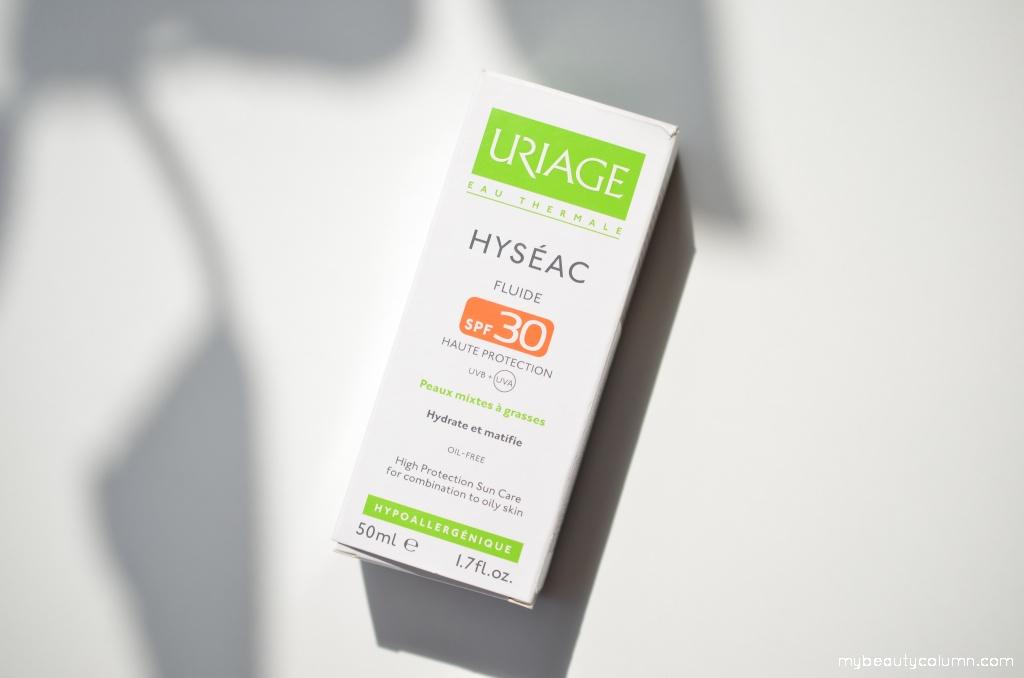 Uriage Hyseac fluide spf30