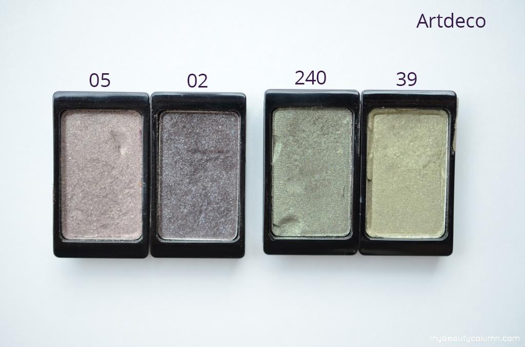 Artdeco eyeshadows