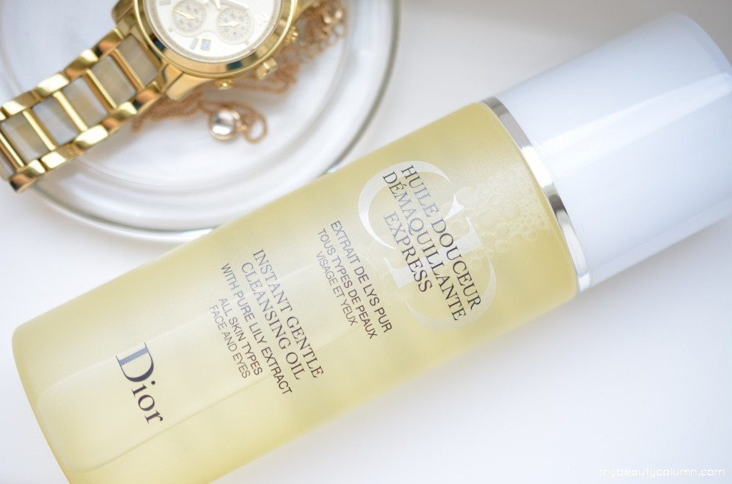 Dior Instant Gentle Cleansing Oil 004