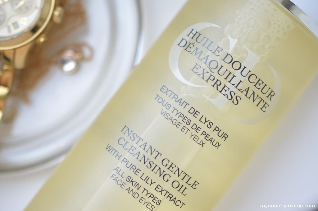Dior Instant Gentle Cleansing Oil 005