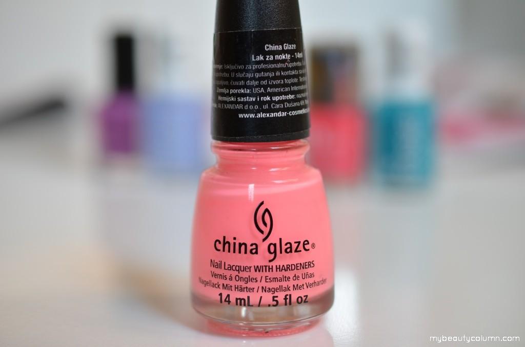 China Glaze lak za nokte