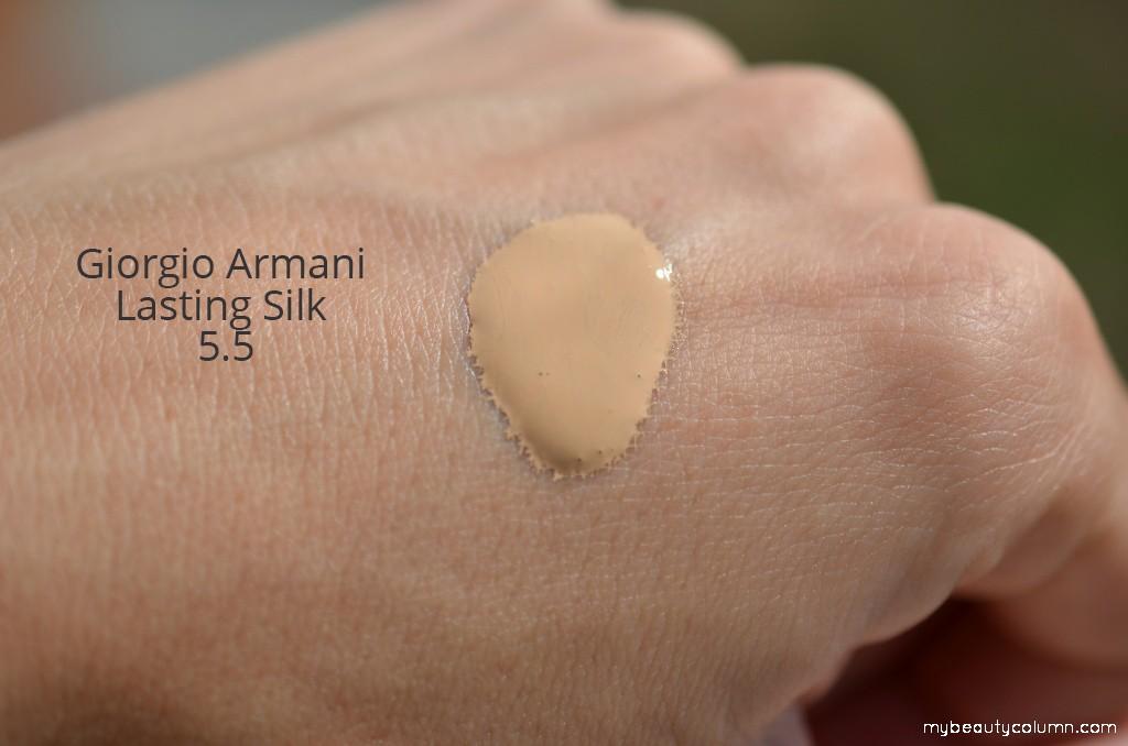 Giorgio Armani Lasting silk 5.5