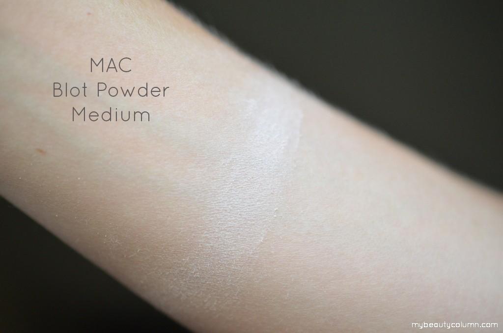 Mac matirajuci puder