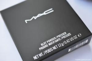 Mac transparentni puder