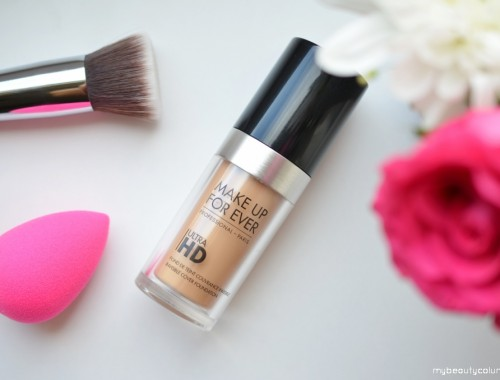 Make up for ever puder ultra hd