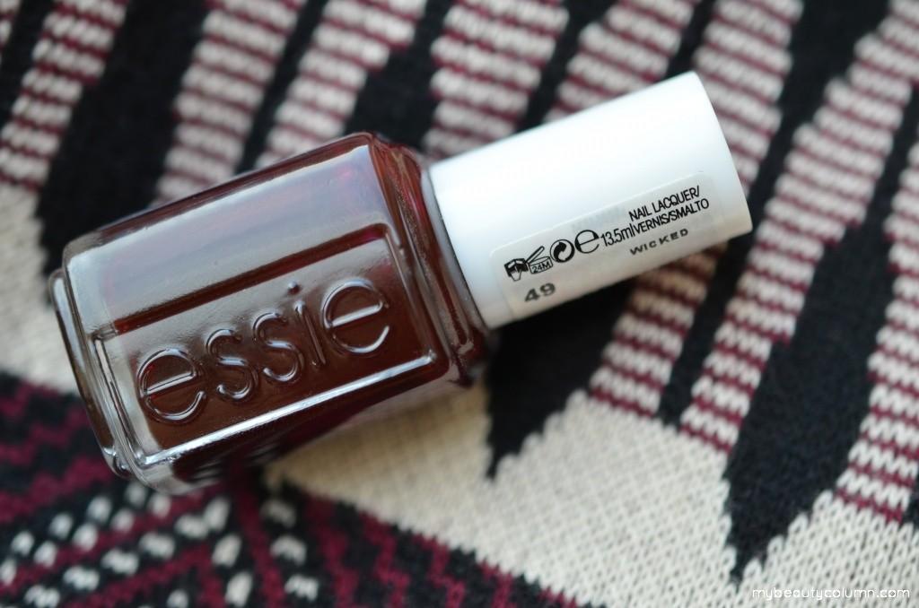 Essie Wicked