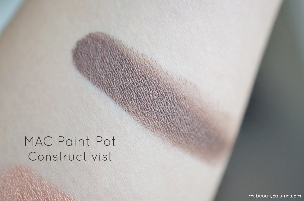 MAC Paint Pot Constructivist Swatch