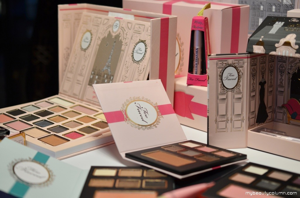 Too Faced Christmas 2015