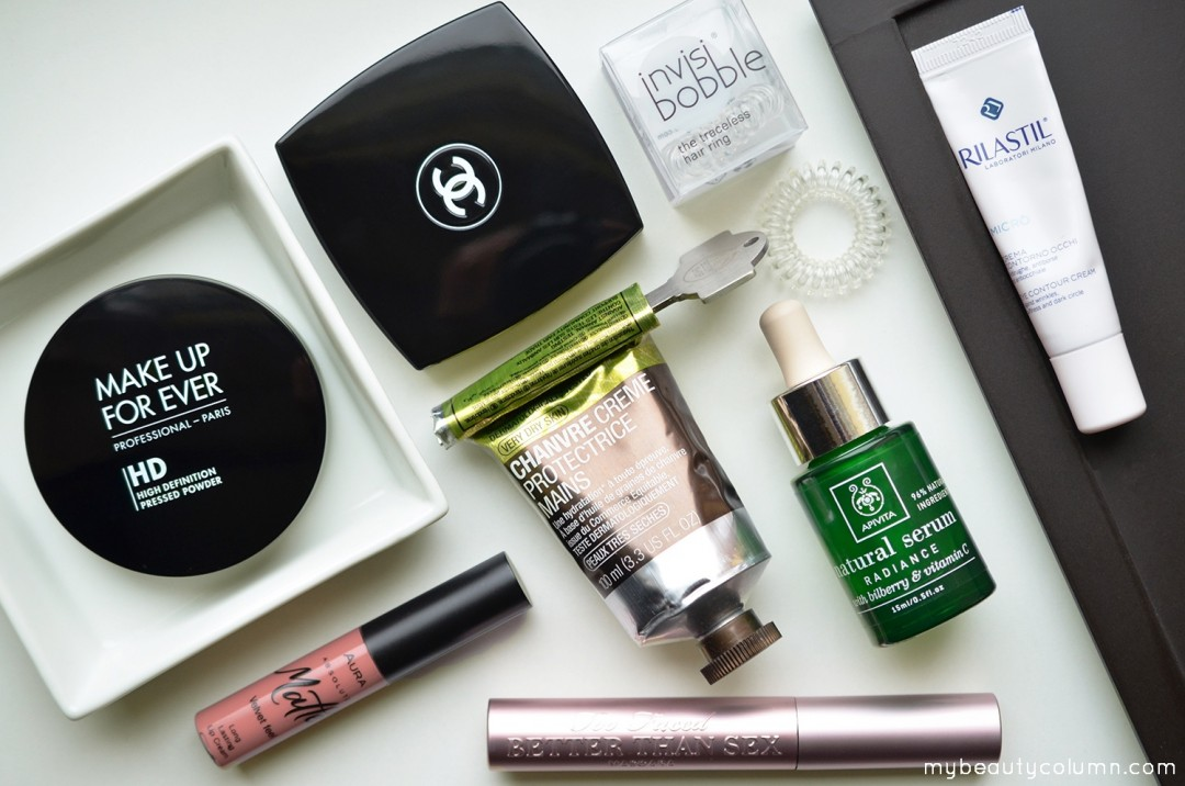 Beauty Favourites: October & November 2015