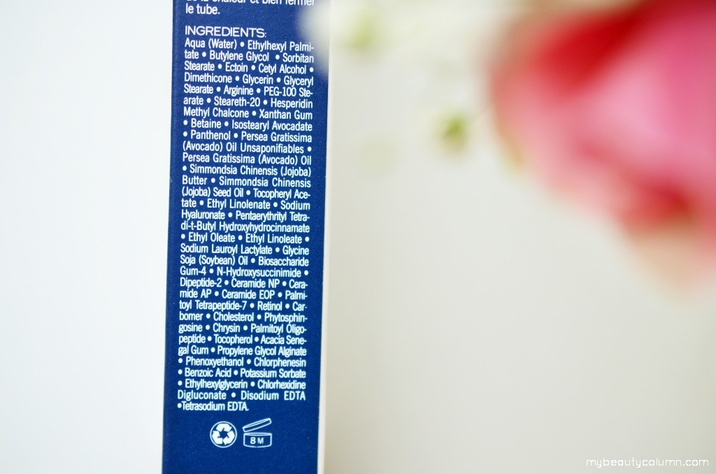 Rilastil Micro Eye Contour Cream Ingredients