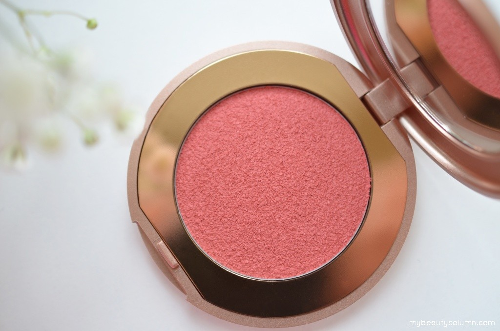 Kiko Rebel Romantic Collection: Rebel Bouncy Blush - 02 Adorable Pink