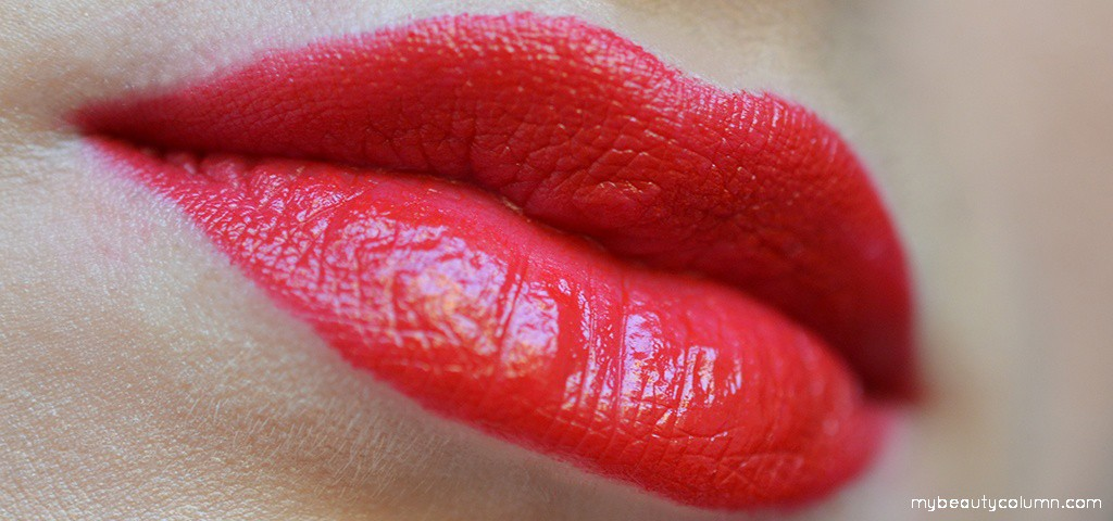 Rimmel The Only One lipstick swatch - 510 Best of the best