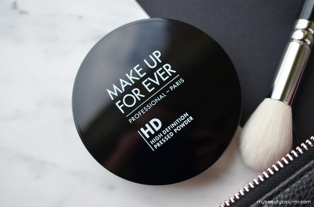 MUFE HD Pressed Powder