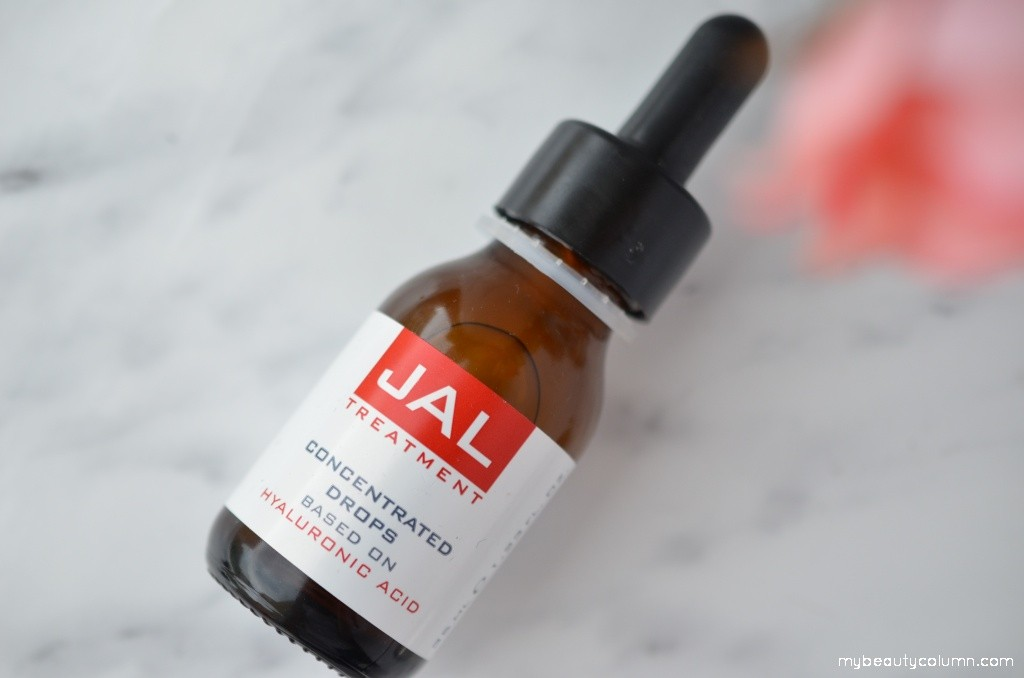 Vital Plus Active JAL Treatment Concentrated Drops Based On Hyaluronic Acid