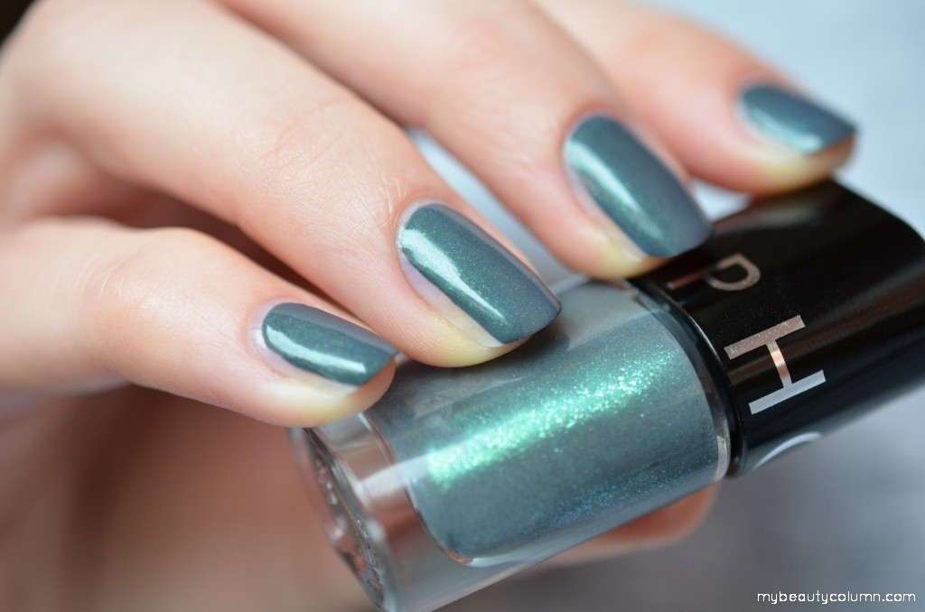 Sephora Nail Polish Swatch: Tropical Bird