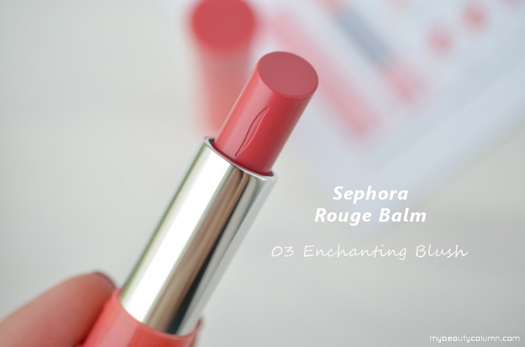 Sephora Rouge Baume 03 Enchanting Blush