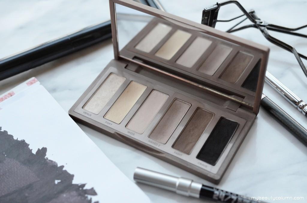 Urban Decay Naked Basics Eyeshadow Palette