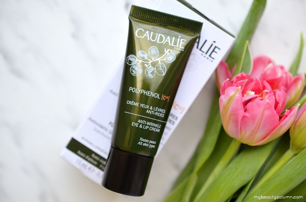 Caudalie Polyphenol C15 Anti-Wrinkle Eye & Lip Creme