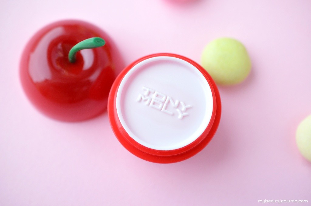 Tony Moly Mini Cherry Lip Balm - MyBeautyColumn.com