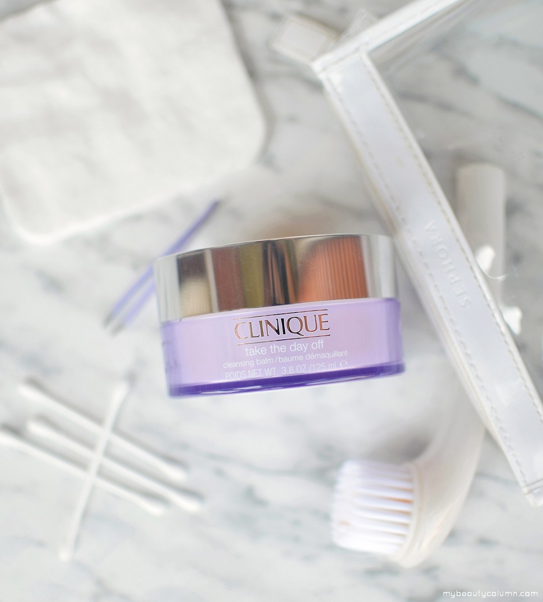 Clinique Take The Day Off Cleansing Balm - MyBeautyColumn.com