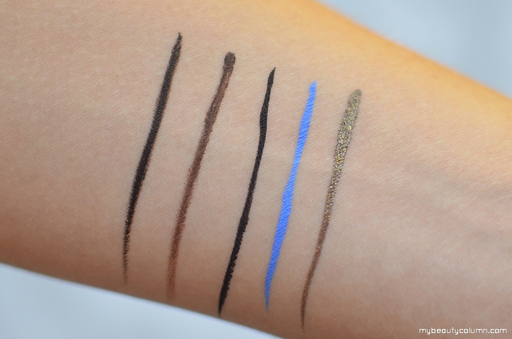 Eyeliner Comparison: Loreal vs Mac vs Sephora