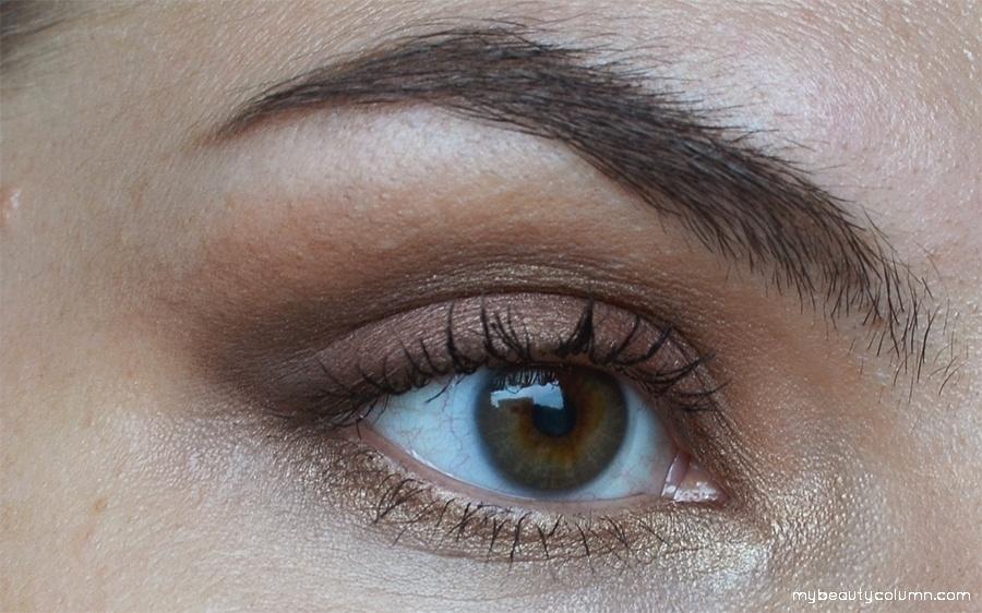 Sephora Vintage Effect Filter Palette eye look