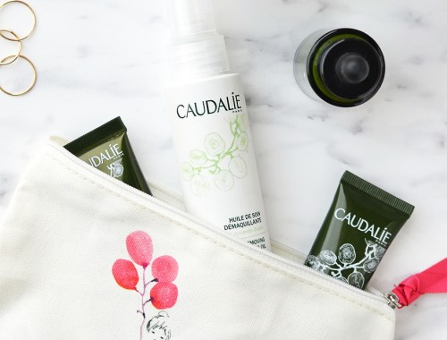Caudalie Make-Up Removing Cleansing Oil Review