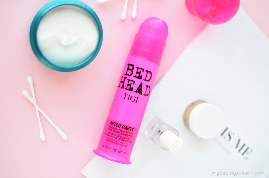 Tigi Bed Head After Party Smoothing Cream For Silky, Shiny, Healthy Looking Hair