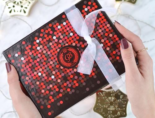 Glambox decembar 2016 kutija kozmetike