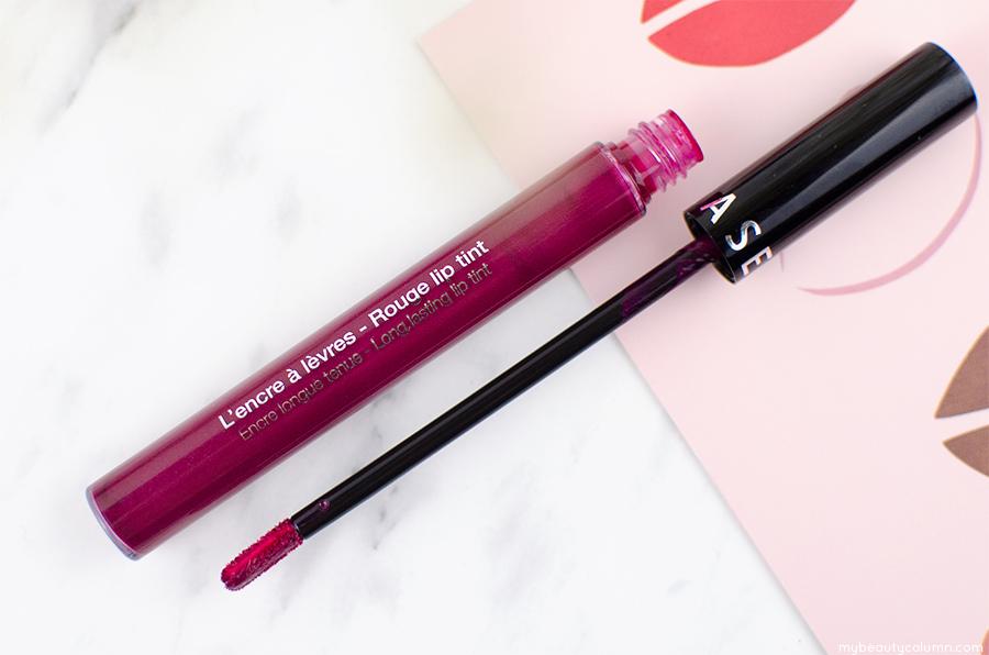 Sephora Rouge Lip Tint (10 Mulberry Tint) - MyBeautyColumn.com