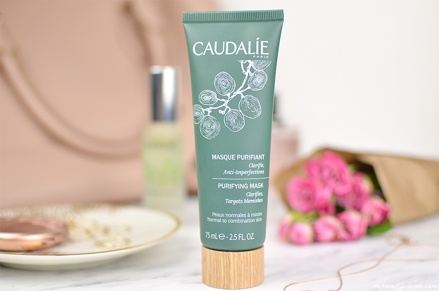 Caudalie Purifying mask - MyBeautyColumn.com
