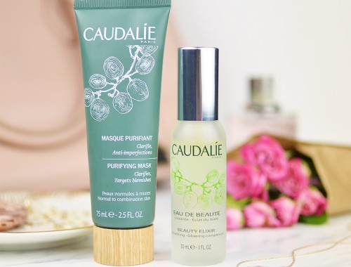 Caudalie Beauty Elixir & Purifying mask - MyBeautyColumn.com