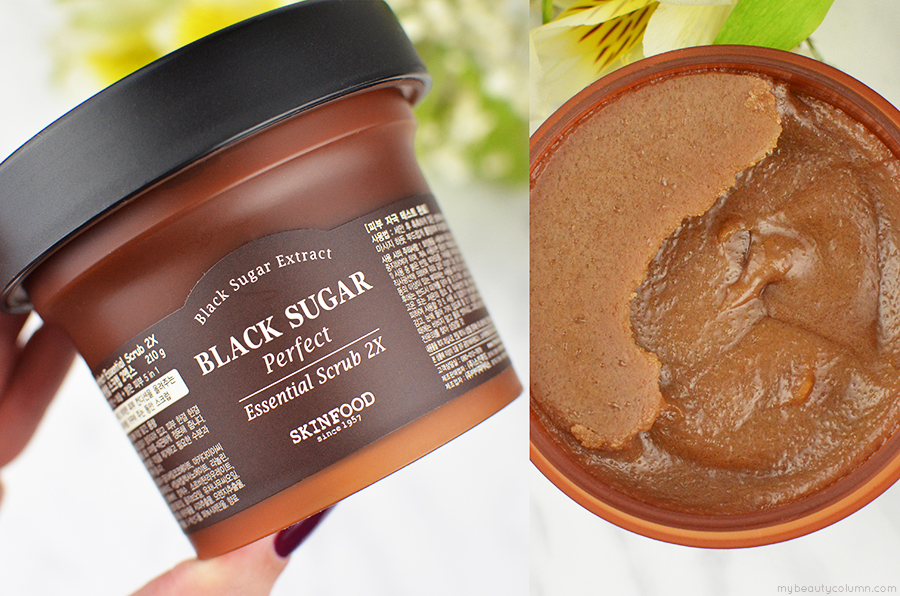 Skinfood Black Sugar Perfect Essential Scrub