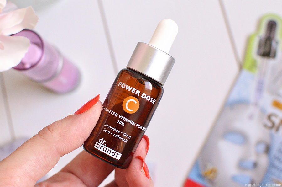 Dr Brandt Power Dose Vitamin C Serum Review